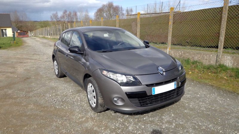 occasion Renault MEGANE III BUSINESS DCI 110 eco2