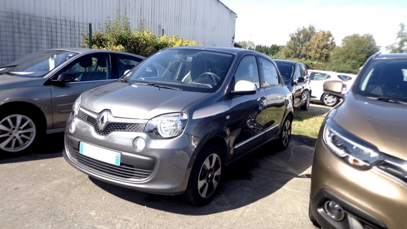 occasion Renault Twingo III Limited Tce 90 EDC euro6