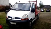 occasion Renault MASTER plateau phase 2  DCI 120 L2
